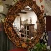 Droppformade speglar