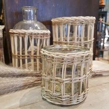 Glas i naturrotting