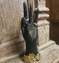 Hand för ringar