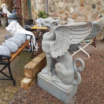 Staty  Fantastisk Fågel