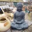 Stor Buddha, två höjder