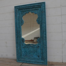 Slutet Maj: Turkos eller vit spegel
