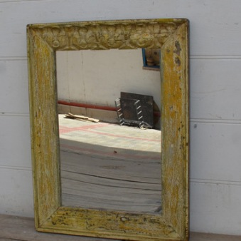 Slutet av Maj: Spegel