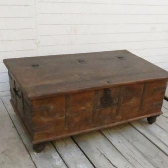 I slutet Maj: Kistbord