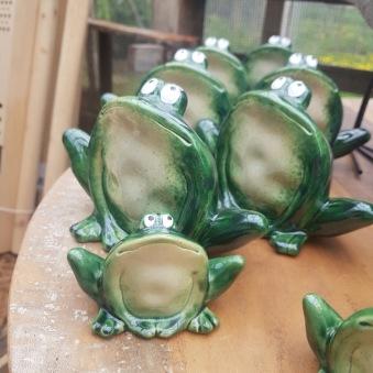 Keramikgrodor