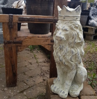 Snälla lejonet det stora