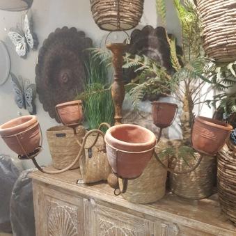 Takrona smide/terracotta