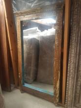 Unik vintage spegel