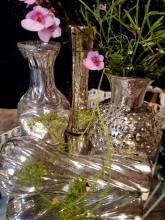 Fyra små vaser