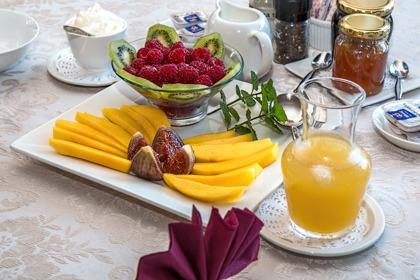 frukost - god morgonrutin