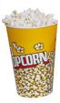 1280 Popcorns- bägare 1,4 liter