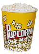 1385 Popcornsbägare 2,5 liter