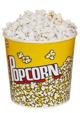 1386 Popcornsbägare 3,8 liter