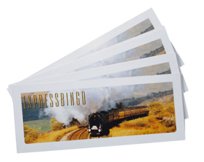 1012 Expressbingo - Expressbingo 5kr