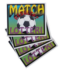 1070 Matchresultat -
