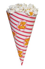 40002 Popcornsstrutar -