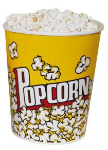 1385 Popcornsbägare 2,5 liter -