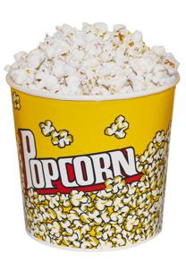1386 Popcornsbägare 3,8 liter -