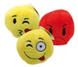 1471 Smiley Face  BeanieBall