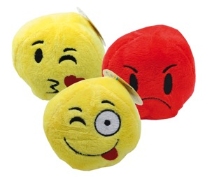 1471 Smiley Face  BeanieBall - 464053 Smily Face  BeanieBall