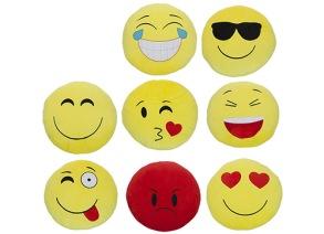 1548 Stor Smiley Kudde -