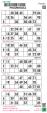 SE-Bingokupong, Finns med: 1, 6, 8, 10 eller 12 blad  (pris gäller 1 - 5 kart)