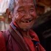 Monk at Sera Monastery, Tibet