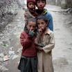 Children in Hushe, Pakistan