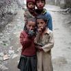 Children in Hushe, Pakistan