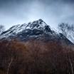 Mountains of Glencoe Scotland