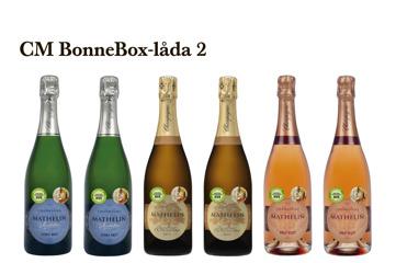 Champagne Mathelin BonneBox-låda 2