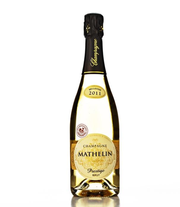 Champagne Mathelin Prestige Millesime 2011 Brut