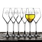 Champagnetavla med champagneglas - 400 x 300 mm