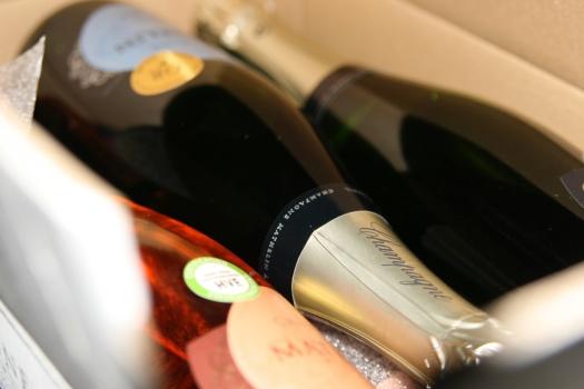 champagnerecept och champagneinspiration