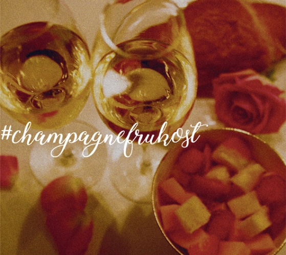 champagnefrukost