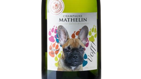 Champagne Mathelin Voff! Brut Réserve.