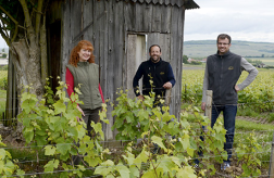 Familjen Mathelin har skapat champagner i tre generationer.