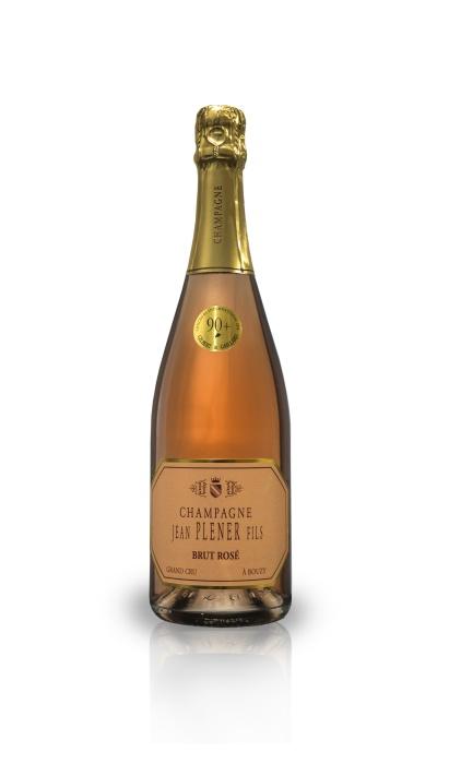 Champagne Jean Plener fils Grand cru Rosé