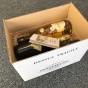 Presentlåda till champagne
