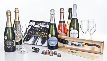 Champagnebox DeLuxe -