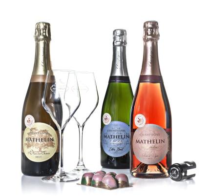 Champagnebox Present -