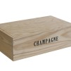 Champagnebox Lady