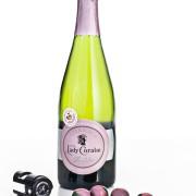 Champagnebox Lady