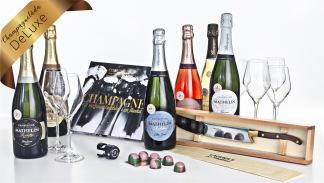 Champagnelåda DeLuxe -
