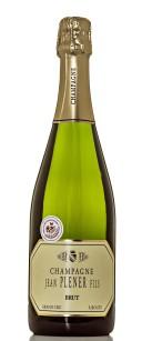 Champagne Jean Plener Fils Grand Cru Brut.