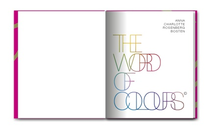 The Word of Colours – Book -