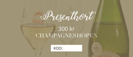 Presentkort - 300 kr