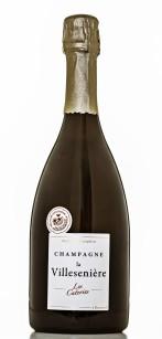 Champagne la Villesenière Les Cuteries Extra Brut 2014