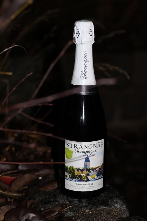 Strängnäs Champagne Mathelin Brut Réserve