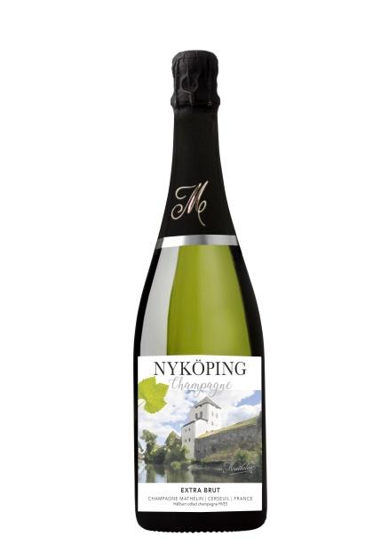Nyköping Champagne Mathelin Extra Brut
